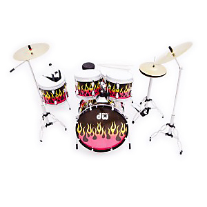 Flames Drums